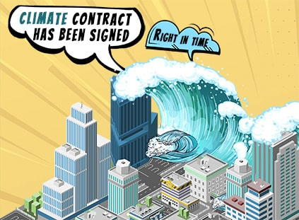 climate contract